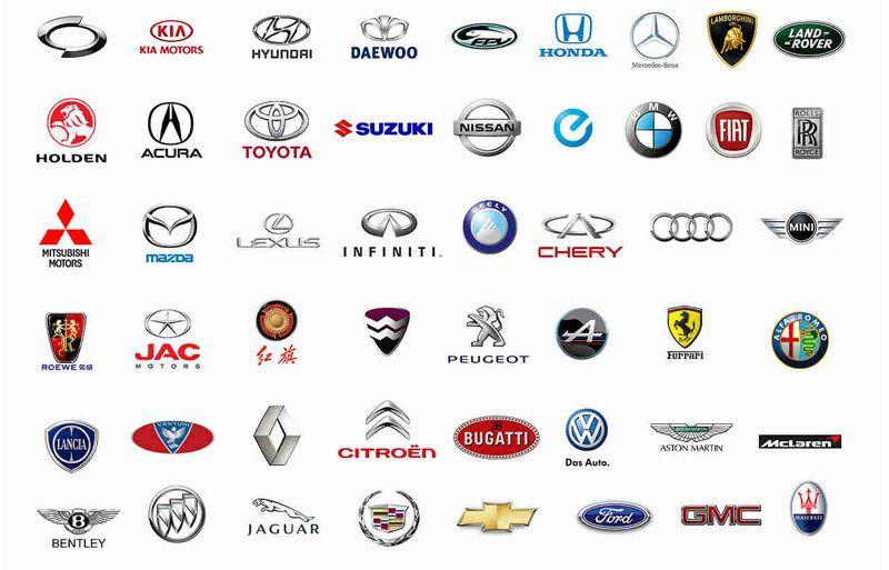Automotive Brands (Makes) That Auto Stop Service