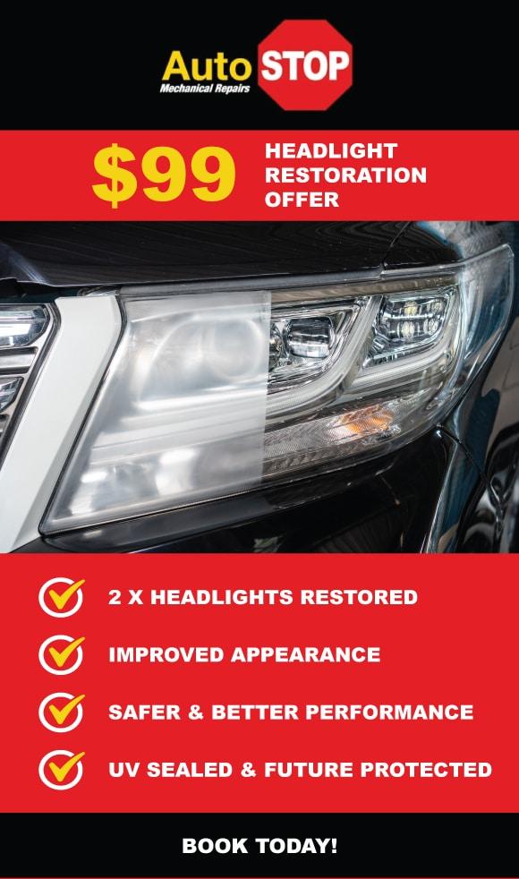 Headlight Restoration Brisbane